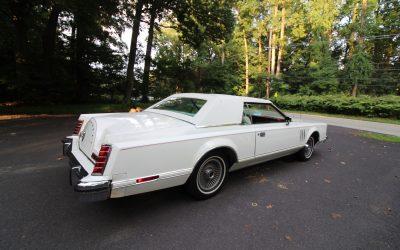 56K Original Miles: 1978 Lincoln Continental Mark V