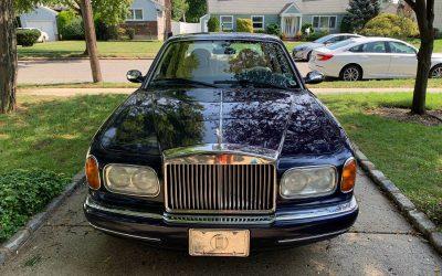 Still a Stunner: 1999 Rolls Royce Silver Seraph – $37,000