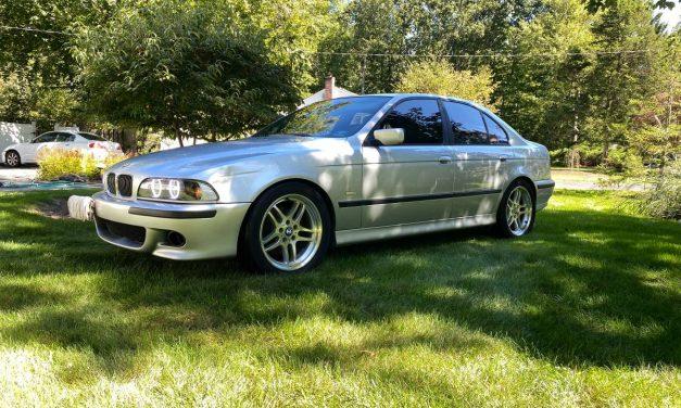 Q-Ship Sedan: 1999 BMW 540i – SOLD!