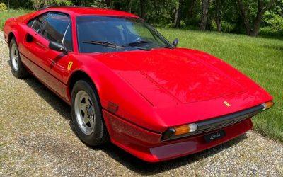 Gray Market Exotic: 1981 Ferrari 208 GTB – $70,000