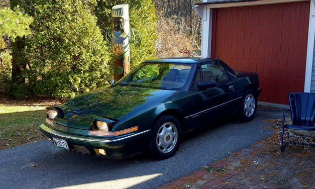 Flagship Coupe: 1991 Buick Reatta – SOLD!