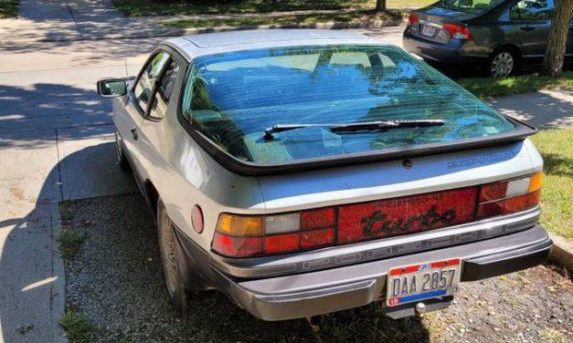 931 Project: 1980 Porsche 924 Turbo – $5,200
