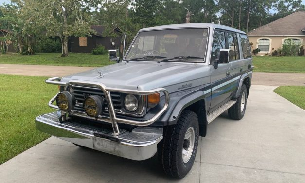 Right Hand Drive Diesel: 1991 Toyota Land Cruiser – NOW $28,900