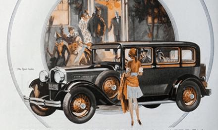 Upcoming Auction: 1928 Dodge Restomod