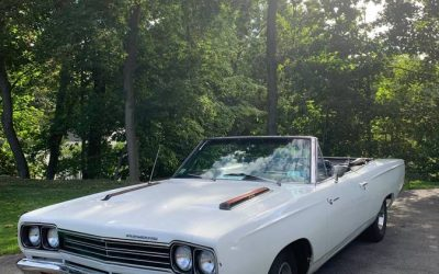 Real Deal: 1969 Plymouth Road Runner Convertible – $39,500 OBO