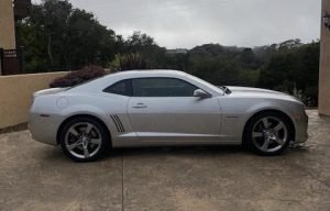 2010 Camaro SSRS Hennessey HPE550