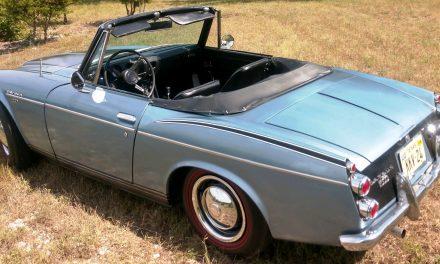 1968 Datsun 1600 SPL311 Roadster