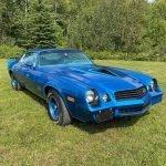 Restored Right: 1978 Chevrolet Camaro Z/28 – $27,500