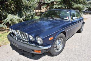BaT Turn-Away, Reasonable Ride Auction: 1979 Jaguar XJ6L