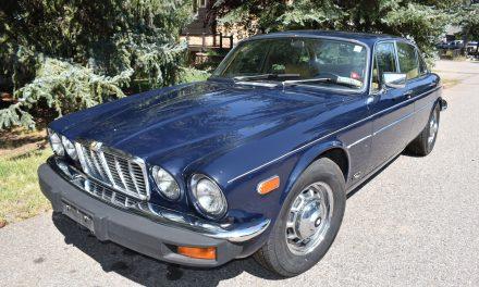 1979 Jaguar XJ6L – Owner Sold Locally