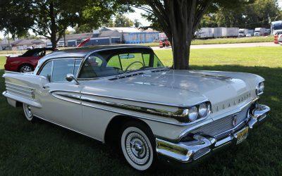 Rare J2 Tri-Power: 1958 Oldsmobile Super 88
