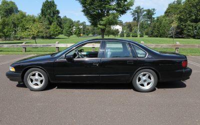 52K Miles: 1994 Chevrolet Impala SS