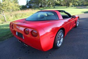 47K Miles: 1998 C5 Corvette Coupe