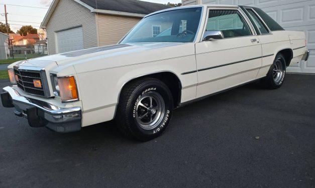 Panther Premier: 1979 Ford LTD Coupe 45K Survivor  – $6,000 Firm