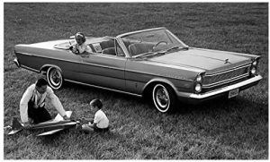 Upcoming Auction: 1965 Ford Galaxie Convertible