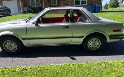 NEW! Award 82: 1982 Honda Prelude – $12,500
