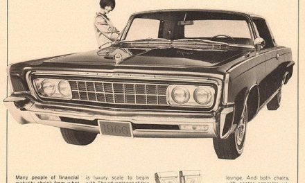 Upcoming Auction: 1966 Chrysler Imperial Crown