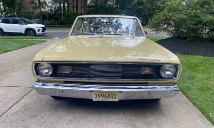 Swinger Sibling: 1972 Plymouth Scamp 16.6K Miles – Sold?