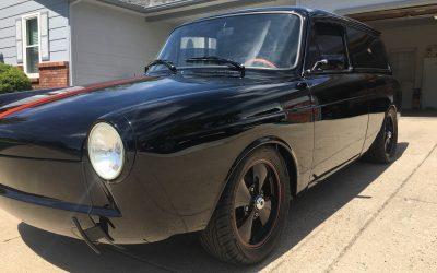 BaT Turn-Away: 1971 Volkswagen Squareback Custom