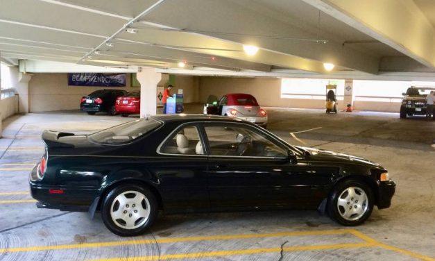 Rare Manual Coupe: 1995 Acura Legend – $5,000