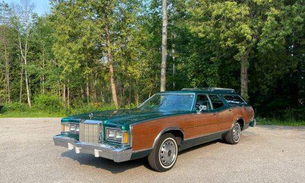 Cat Carrier: 1977 Mercury Cougar Villager Wagon – $14,500