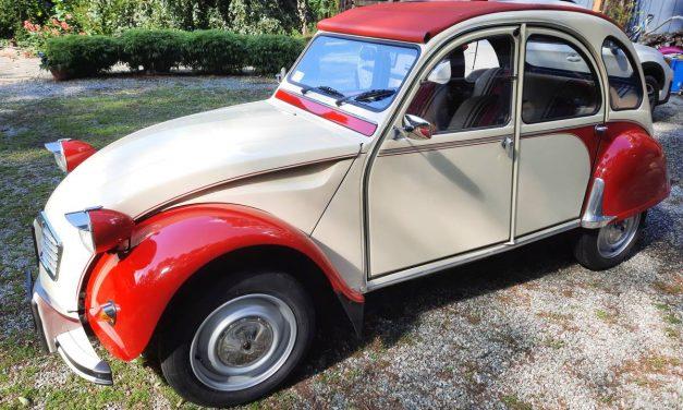 French Foreigner: 1966 Citroen 2CV – $28,500