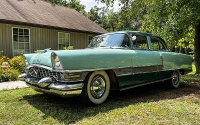 Torsion Tension: 1955 Packard Patrician – $10,000 OBO