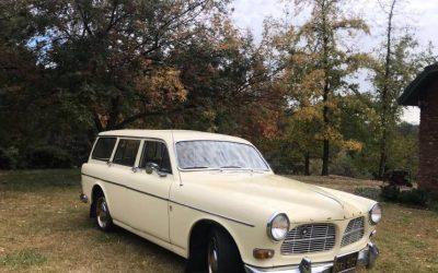 Sturdy Swede: 1966 Volvo 122S Amazon Wagon – $17,950