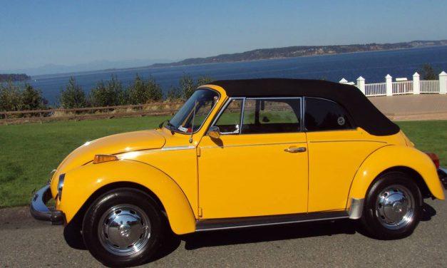 Karmann Kit: 1977 Volkswagen Beetle Convertible – Sold?
