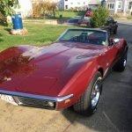 Engine Error: 1969 Chevrolet Corvette Convertible 4-Speed 17K Mile – $38,500