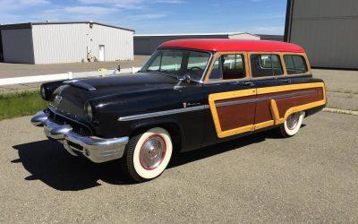 Final Features: 1953 Mercury Monterey Woody Wagon – $40,000