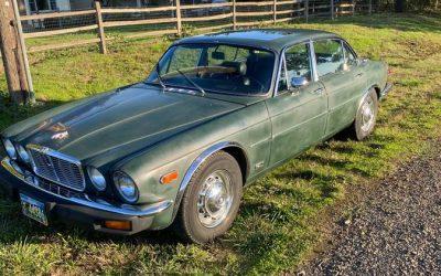 Reasonable Ride: 1977 Jaguar Series 2 XJ-12 L Sedan