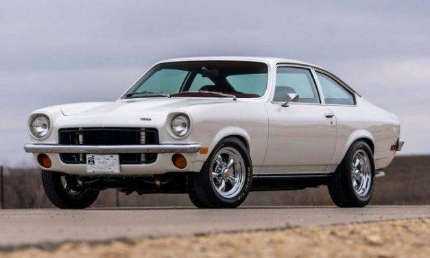NEW! Award 84: 1972 Chevrolet Vega LS3 Restomod – $79,900