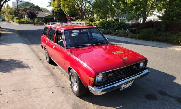 Colt Classic: 1974 Dodge Colt Wagon – $6,800