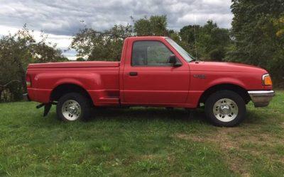 Final Flareside: 1997 Ford Ranger XLT – $5,700