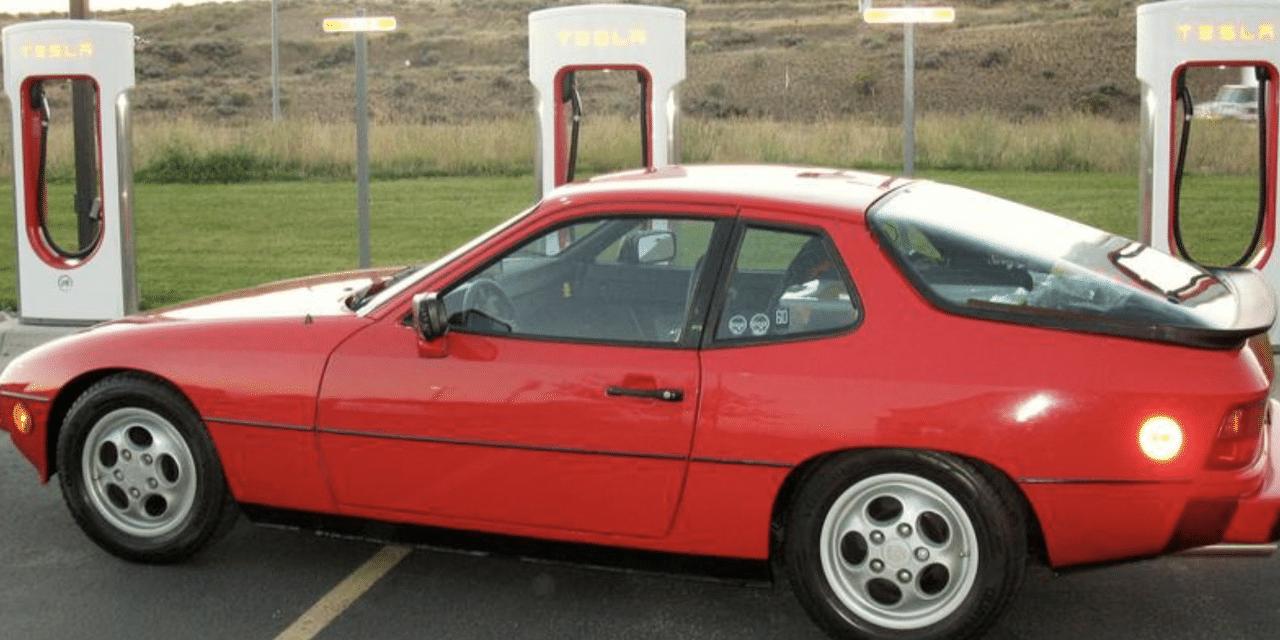 Reasonable Ride: 1987 Porsche 924S Slicktop